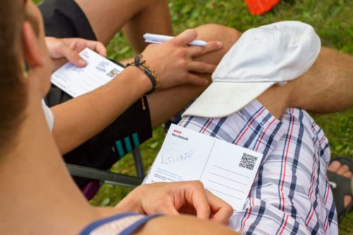 postkaart noor hea kodanik
